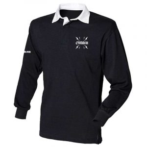 Black Rugby shirt