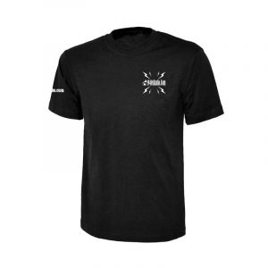 Adult Black T Shirt